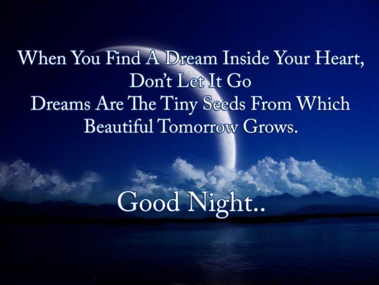 Más de 280 INOLVIDABLES mensajes de texto de buenas noches mi amor