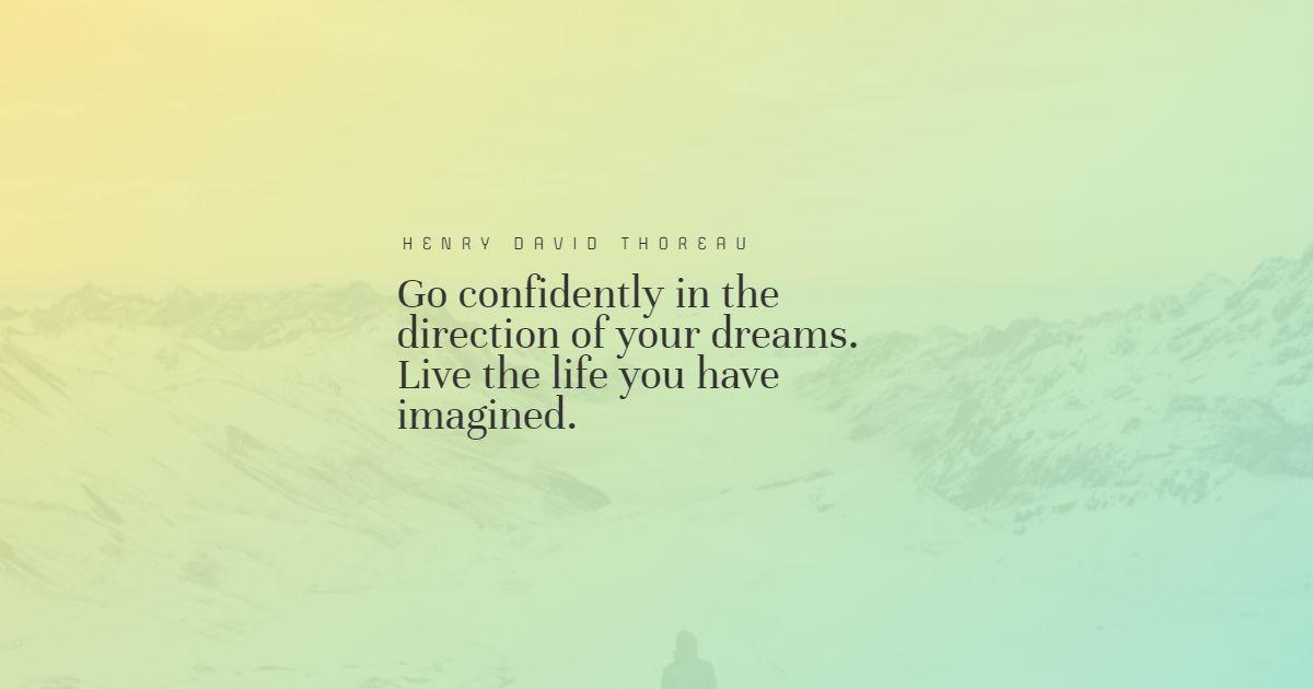 96+ Dream Big Quotes que inspiram você instantaneamente